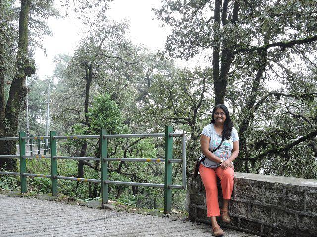 Anuradha Goyal - Landour