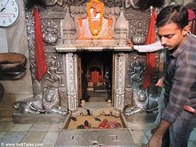 Stone Idol of Karni Mata
