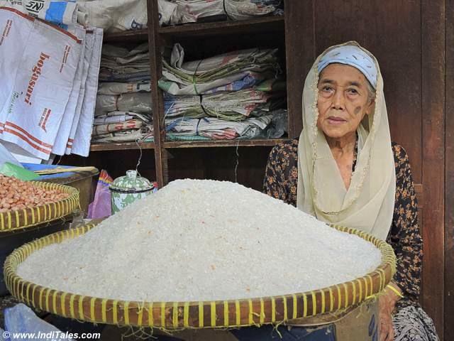Women handle most stalls at Kota Gede Market