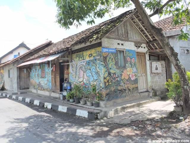 Street Art - Kota Gede
