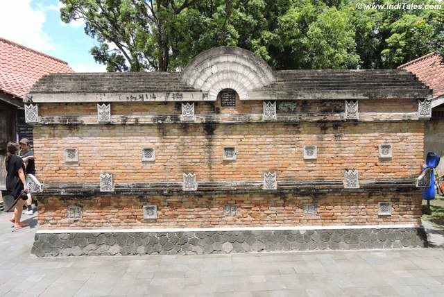Wall of the Royal Tombs - Kota Gede