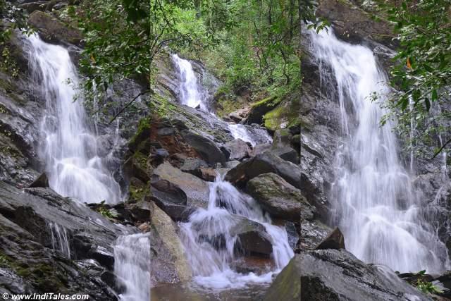 Kuskem waterfalls, Kuske, Cotigao, South Goa