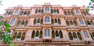 Narendra Bhawan - Bikaner