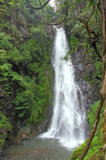 Netravali Waterfalls - Places to visit in South Goa