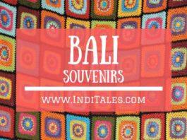 Top Bali Souvenirs to buy