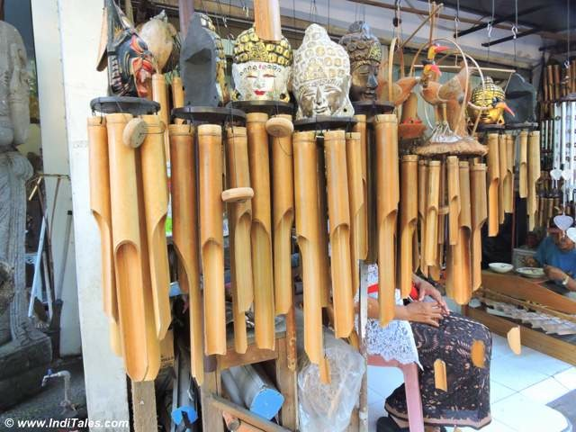 Windchimes - Bali Souvenir