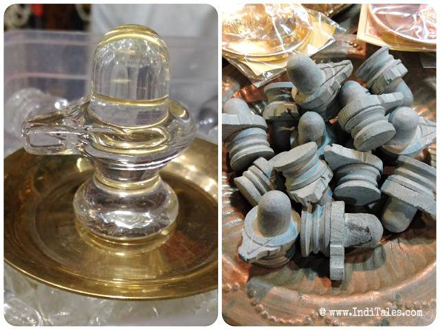 Shivalingas from Varanasi
