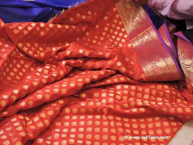 Banarasi Sari - Best of Varanasi Souvenirs