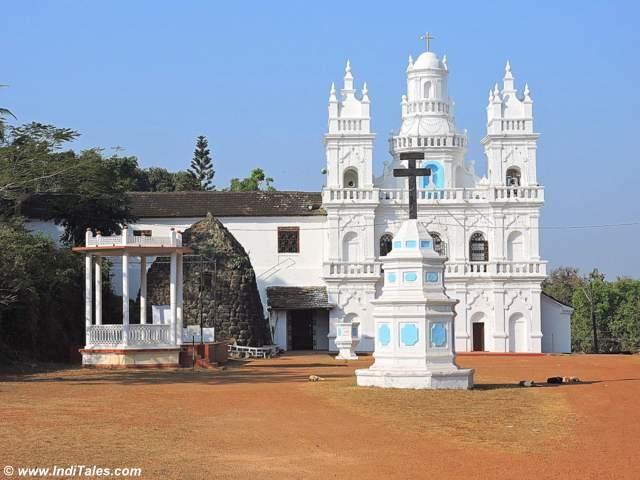 St Cajetan Church - Assagao
