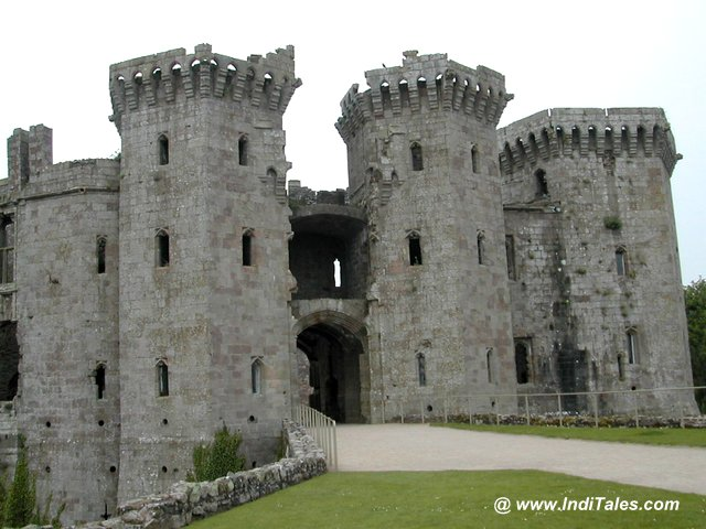 Raglan Castle - South Wales