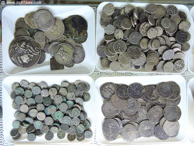 Old Coins as Souvenirs