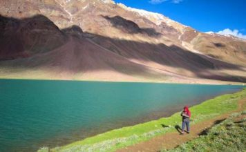 Chandratal Lake, Himachal Pradesh