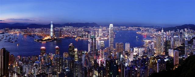 Hong Kong - Cityscape