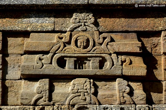 Facade of the Kuber Temple