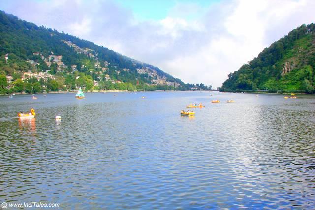 Naini Lake, Nainital, Uttarakhand