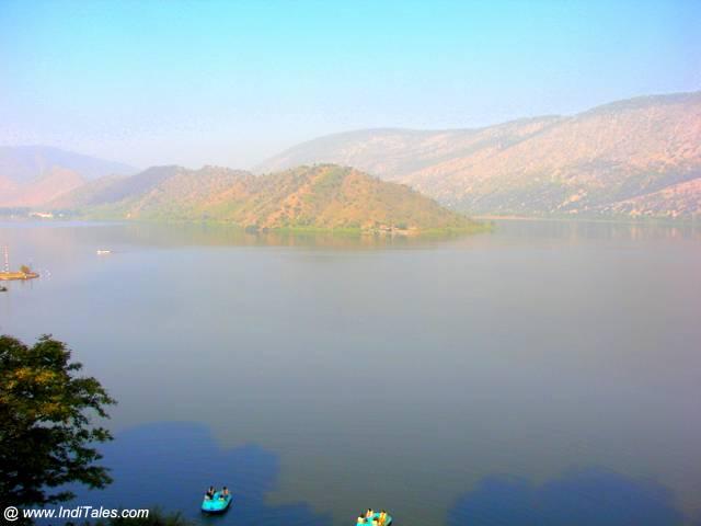 Siliserh Lake, Alwar, Rajasthan