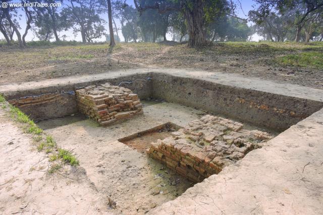 Ruins of North Gateway - Tilaurakot - Nepal