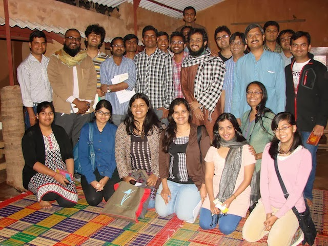 Bloggers from Hyderabad