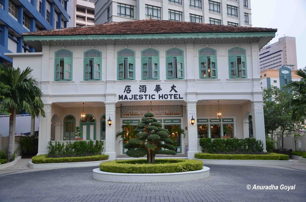 Majestic-Melaka - A heritage Hotel in Melaka Malaysia