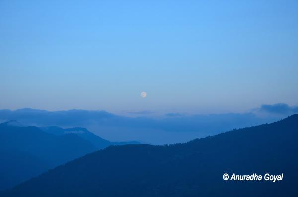 टेंगा घाटी अरुणाचल प्रदेश