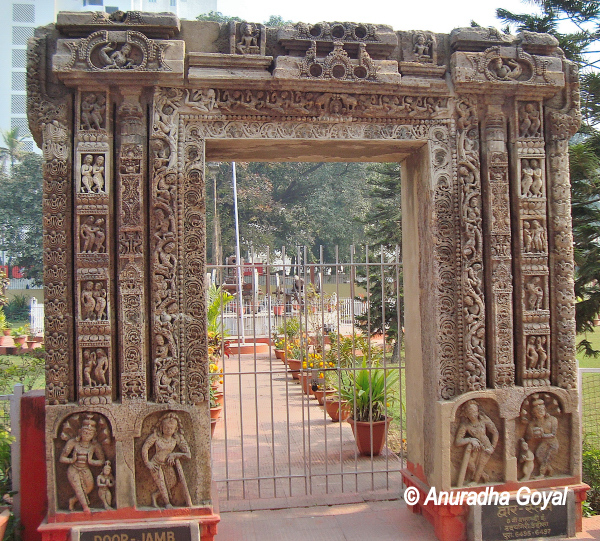 प्राचीन काल का प्रवेश द्वार