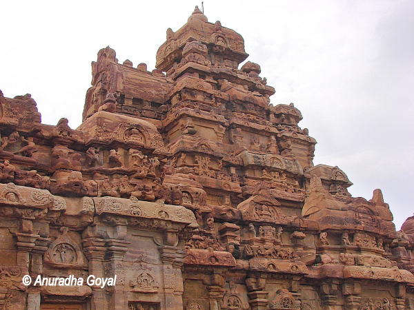 पत्तदकल के मंदिर