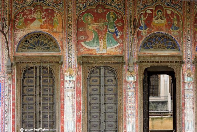शेखावटी हवेलियाँ - राजस्थान
