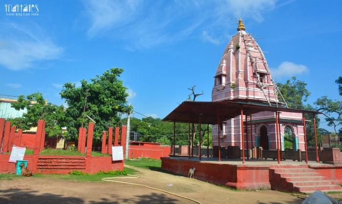 Annapurna Mandir, Shyama Mandir Complex Darbhanga