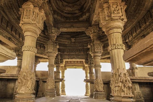 हिन्दू मंदिर का मंडप