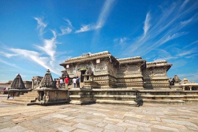 चेन्नाकेशव मंदिर - बेलूर