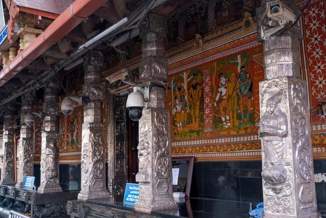 गुरुवायुर मंदिर - केरल