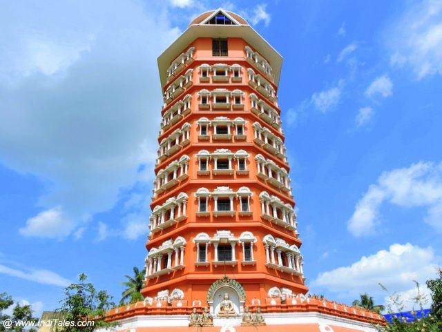 कीर्ति स्तम्भ - कांची मठ, कलदी