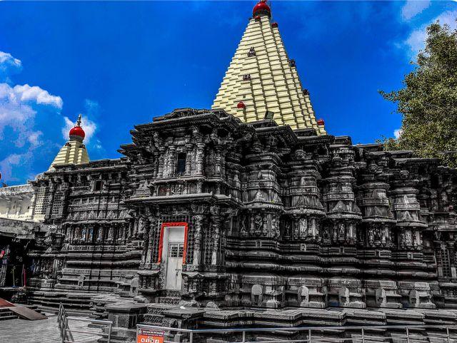 कोल्हापुर महालक्ष्मी मंदिर