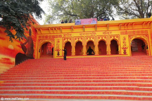 नाग वासुकी मंदिर - प्रयागराज के प्राचीन मंदिर