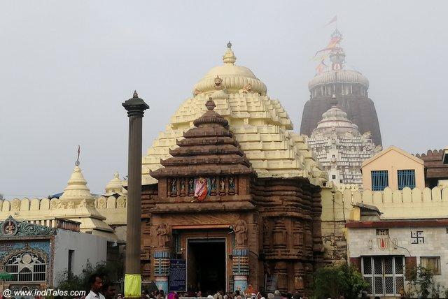श्री जगन्नाथ पुरी मंदिर