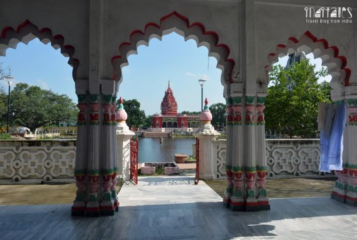 rudreshwari kali mandir darbhanga inside
