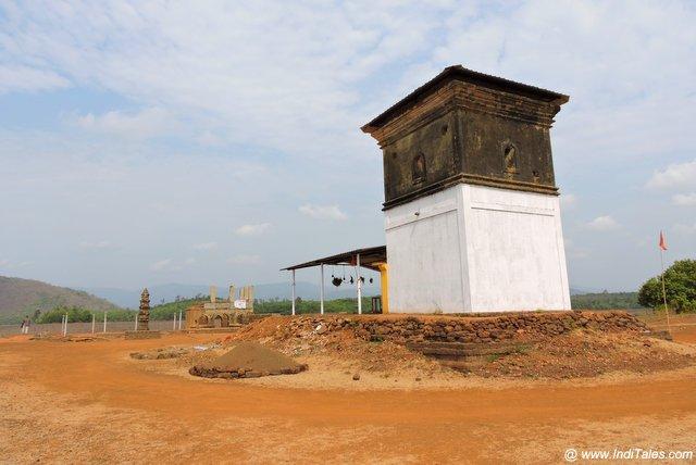 गोवा के कुर्डी गाँव का सोमेश्वर मंदिर