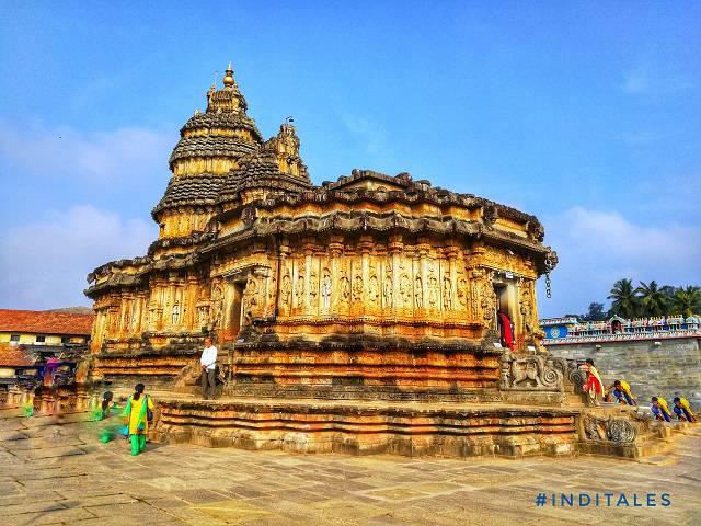 प्राचीन विद्याशंकर मंदिर - श्रृंगेरी कर्णाटक