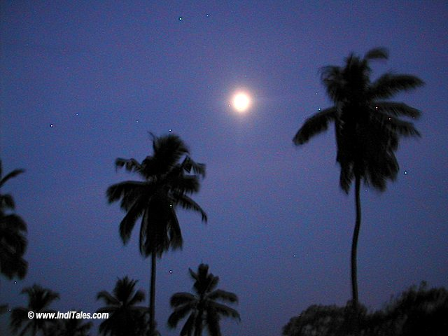 full moon in kozhikode
