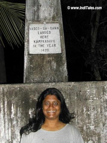 Where Vasco Da Gama Landed in 1492, Kozhikode