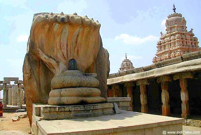 Shivalinga at Lepakshi