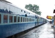 Long Journey by Train