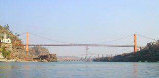 Bridge at Omkareshwar