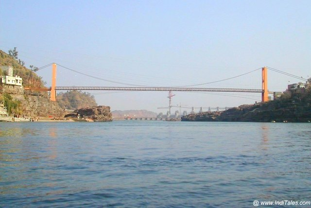 Bridge at Omkareshwar