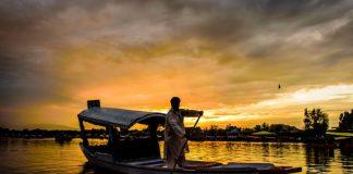 Srinagar Dal Lake Shikara