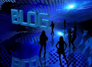 Stock markets for blogs