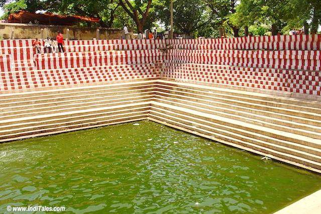 Temple Tank at Magadi