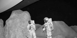 Moon pictures, NASA Space Center, Houston