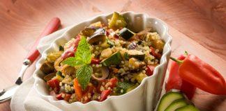 Vegetarian Salad Houston