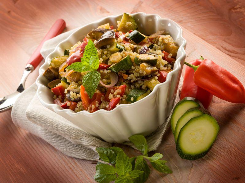 Veggie Food in Houston